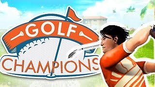 Golf Champions by MINICLIP