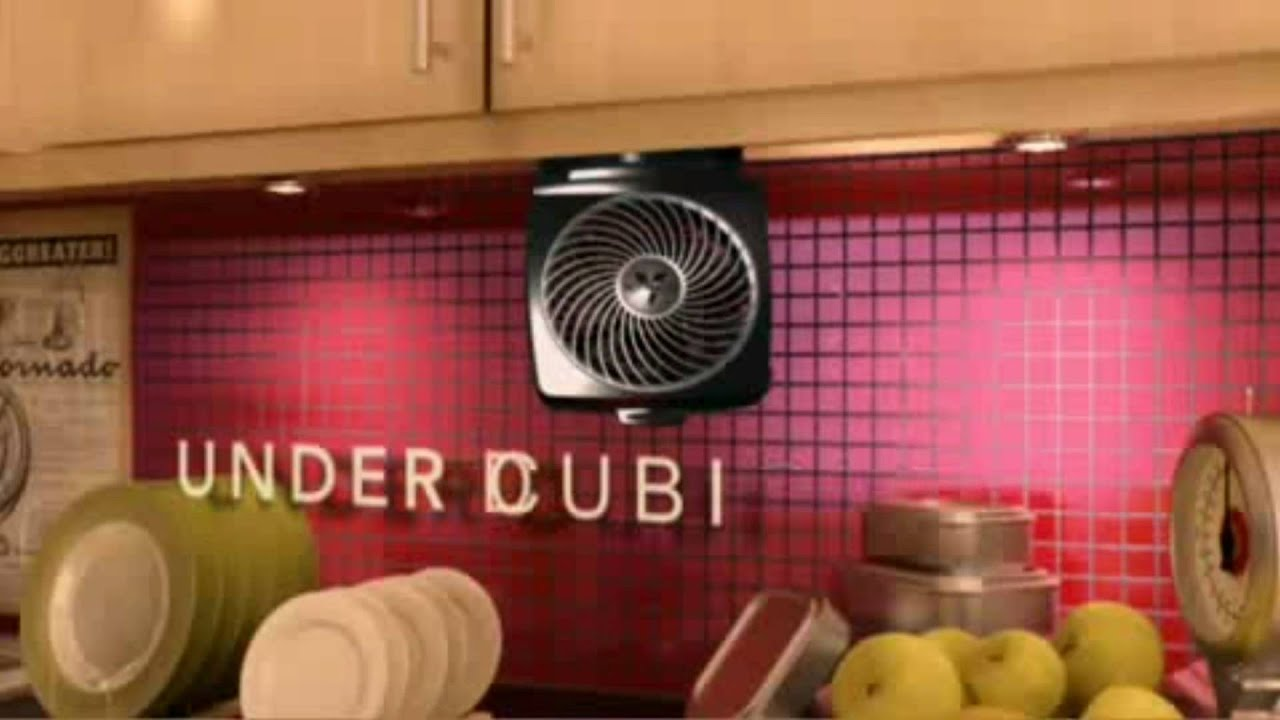 Vornado Under Cabinet Fan - WestsideWholesale.com - YouTube