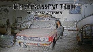 LOST PLACES | DIE VERLASSENE FARM | MEHRERE OLDTIMER GEFUNDEN!