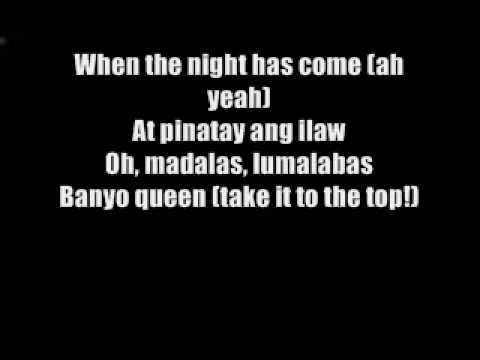 Andrew E. - Banyo Queen Lyrics