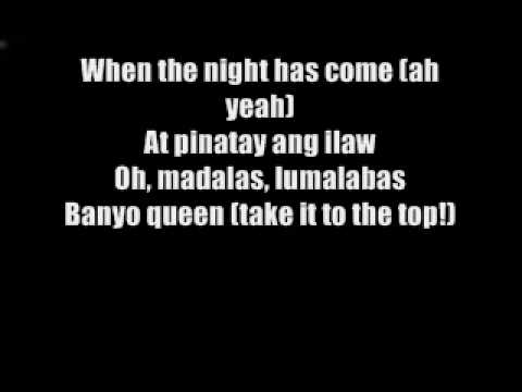 Andrew E. - Banyo Queen Lyrics