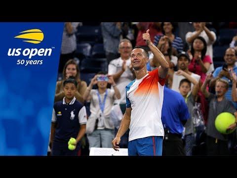 Upset Alert Philipp Kohlschreiber Takes Down No.4 Seed Alexander Zverev