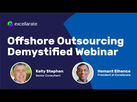 Offshore Outsourcing Demystified - Synerzip Webinar (Nov 2016)