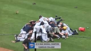 2018 MAAC Baseball Championship Game Highlights