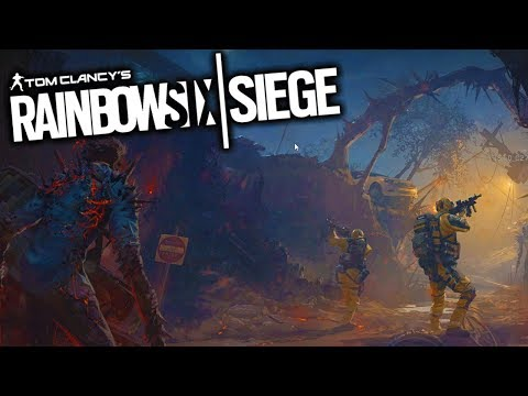 MOLLY PITCHER!! - Rainbow Six Siege Outbreak Gameplay!