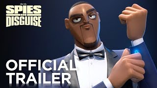 Spies in Disguise | Official Trailer | Fox Star India | 2019