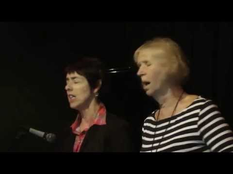 Xmas 2014 - Set 4 – Viv Corringham / Maggie Nichols Duo