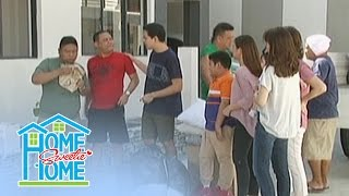 Home Sweetie Home: Temporary Home