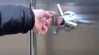 видео Сейфы - безопасность вашей квартиры