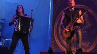 Ensiferum - Treacherous Gods. Live at Carpatian Alliance 2016