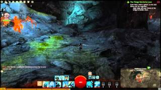 Vista Viewing - Metrica Province - Wildflame Caverns (Asura Starting Zone)