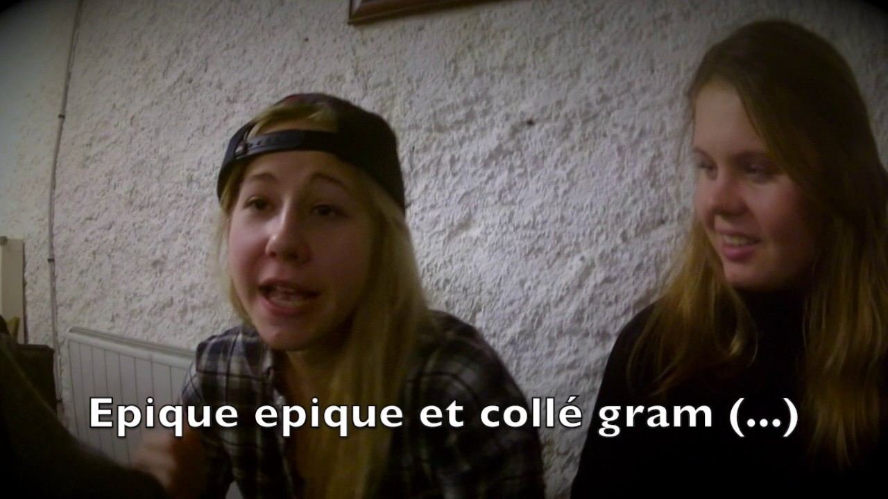 Ski Pine au cul 2016 - YouTube