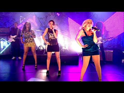 Sugababes - Get Sexy (T4 Performance) [30.08.09]