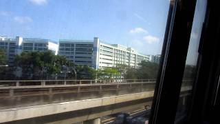 SMRT C151 [059/060] journey from Sembawang → Kranji (» Jurong East [D/E])