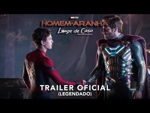 Homem-Aranha: Longe de Casa   Trailer Oficial #2   LEG   04 de julho nos cinemas