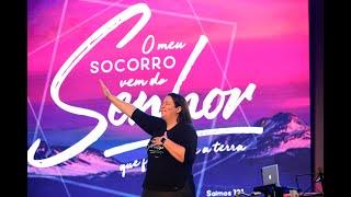 Momento de Ministração - Carla Teixeira e Midian Lima - UMADEB 2020
