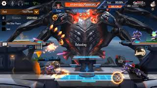 CONTRA RETURN 2018 MOBILE LEGION EVENT ALIEN MOTHER SHIP FINAL BOSS CLEAR GAMEPLAY!