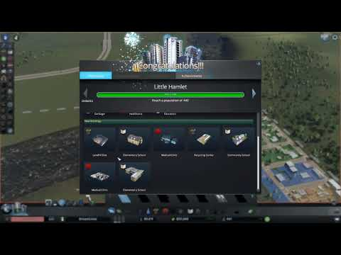 Cities Skylines DreamLines 1