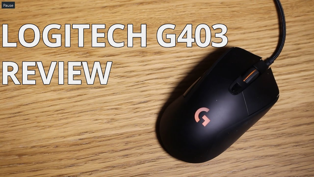 LOGITECH G403 - The Best Mouse Ever Made Again (GONE SEXUAL)