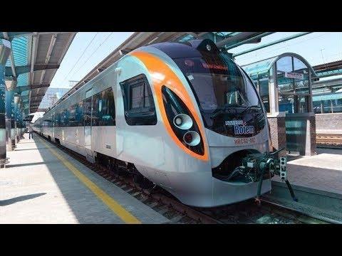 Express Train Kharkov to Kiev JustTravel.mobi