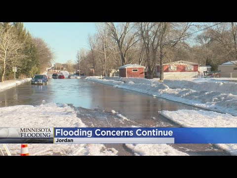 Jordan Residents Anxious As Waters Rise – Minnesota Alerts