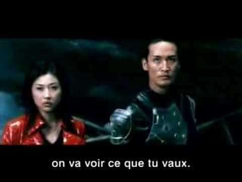 Godzilla Final Wars Trailer...in french