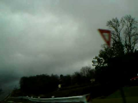 BAD STORM  IN SOUTHERN GAINESVILLE,GA