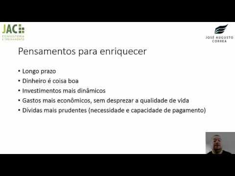 Curso de Finanças pessoais 3
