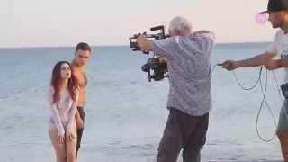 Как снимали клип Инфинити - Как тебя звать