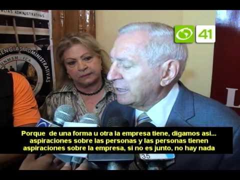 Gurú de la administración Idalberto Chiavenato disertó en