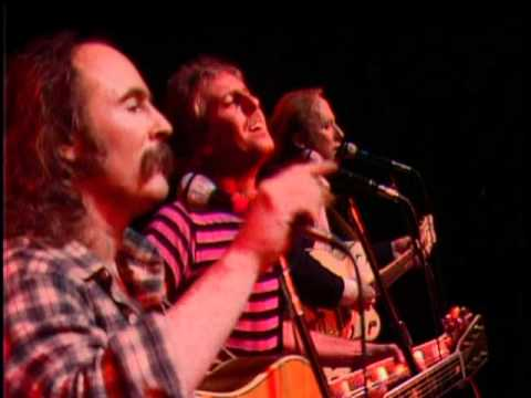 Crosby, Stills & Nash (Live) - Teach Your Children