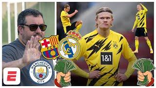 LA LIGA. Haaland, Barcelona, Real Madrid... Una novela que promete. ¿A qué club irá? | Exclusivos