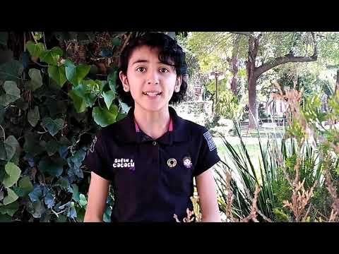 2020 Eco-Hero Sofia Molina