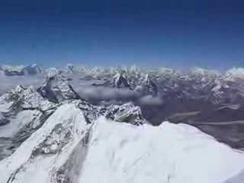 Baruntse Summit (7129m), Expedition Leading in Nepal.
