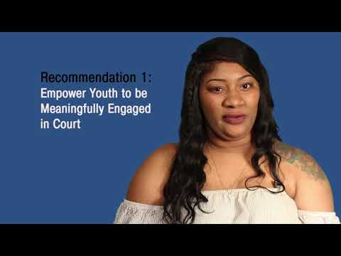 Juvenile Law Center presents: Youth Fostering Change