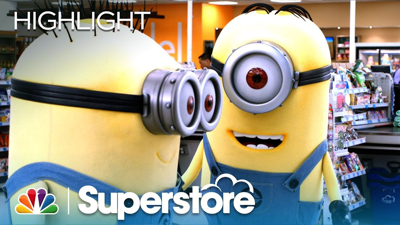 Download Superstore - What Happens in a Minions Suit... (Episode Highlight)
