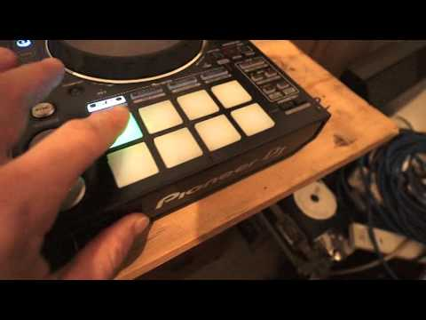 DJ DEMONSTRATION PIONEER DDJ RX SLIP AND REVERSE SLIP MODE