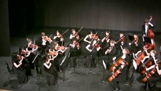 Dvorak Serenade for Strings in E, IV. Larghetto