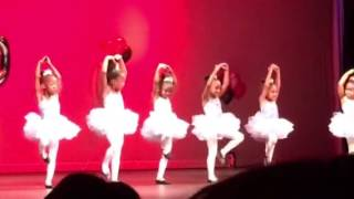 Just Dance Recital - Zoe's Ballet Performance