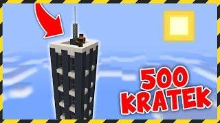 Minecraft FERAJNA: NAJWYŻSZY WIEŻOWIEC NA FERAJNIE! *do chmur*