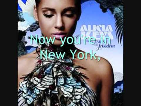 Empire State of Mind {Part II} Broken Down Lyrics - Alicia Keys Mp3