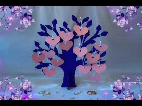 Дерево желаний сделать самому