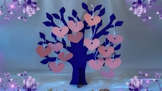 Дерево пожеланий, Свадебный DIY