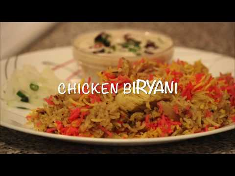 Recipe -  12 | The Best Chicken Biryani | Crockpot Recipe