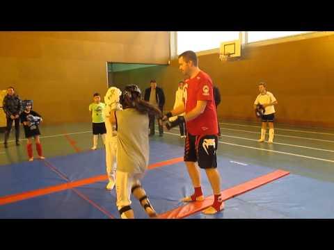 thai boxing Volgelsheim entrainement le 13/12/2014
