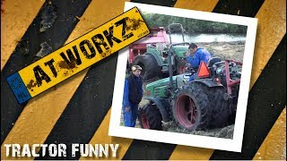 Repeat youtube video tractor funny