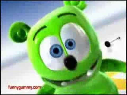 I'm a gummy bear (international, 8 languages) - YouTube