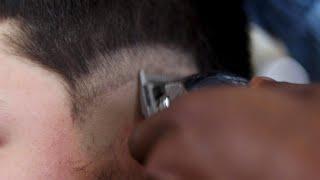 COMMENT EFFACER LA PREMIÈRE  LIGNE || DÉGRADÉ #MEDDEXX
