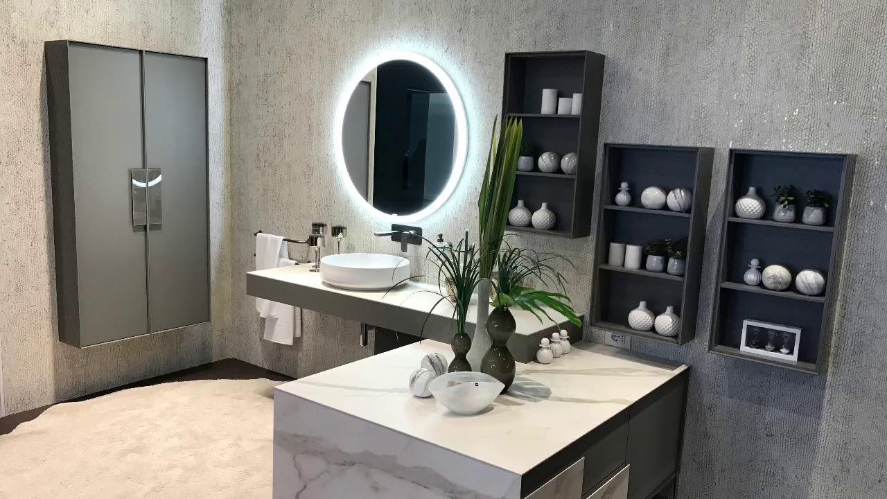Articoli Per Bagno Milano arredo bagno valentino at salone del mobile di milano 2018