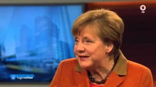 Angela Merkels totaler Realitätsverlust